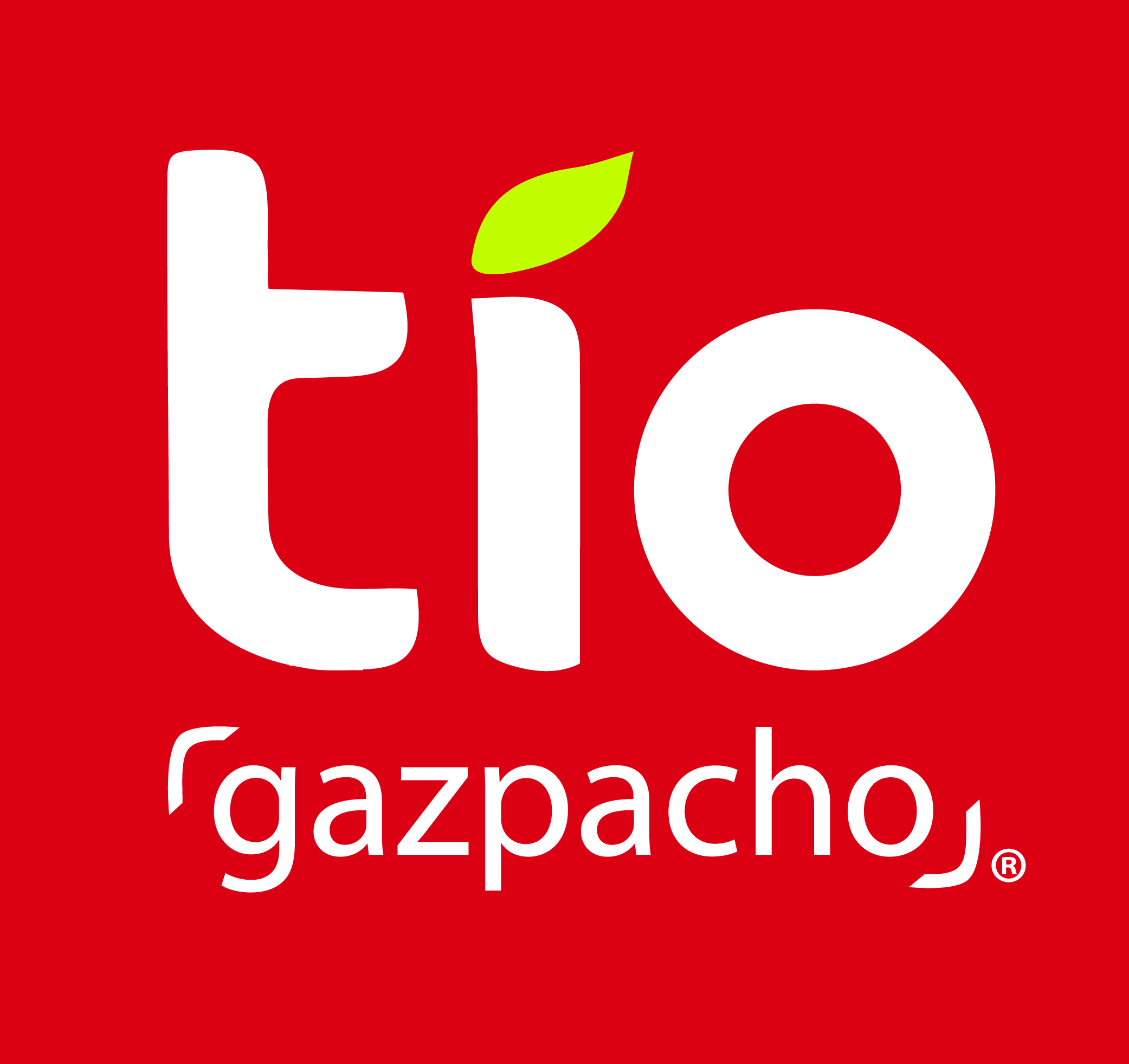 Tio logo no gradient