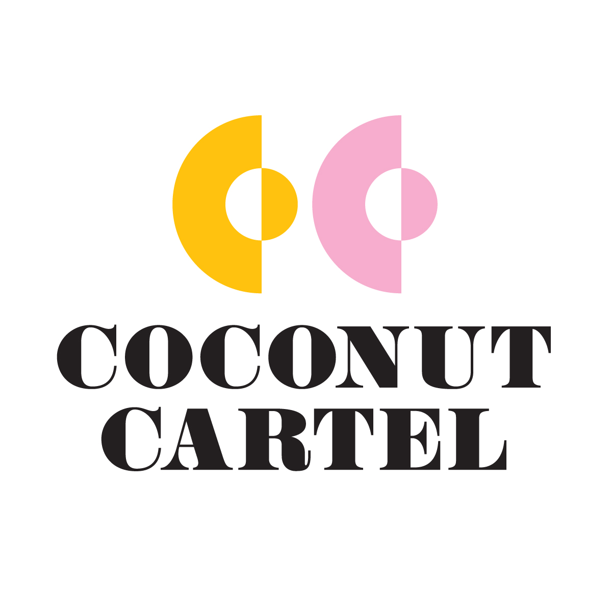 Coconut cartel logo wht