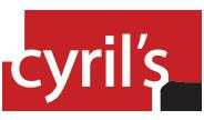 Cyril s logo