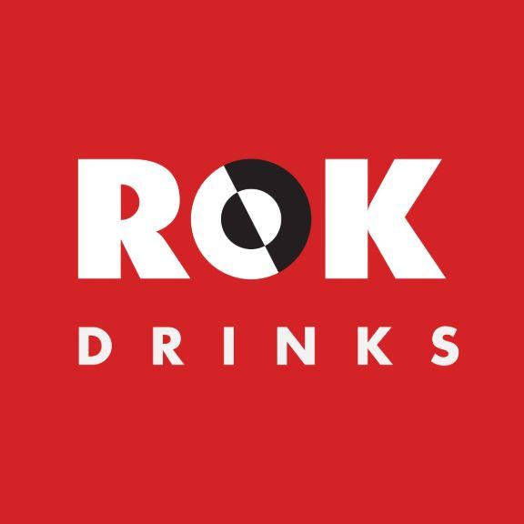 Rok drinks logo