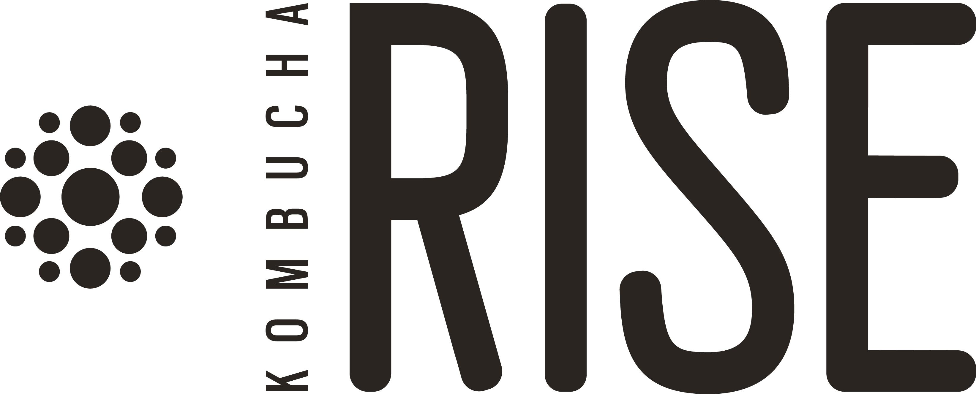 Rise logo black 300dpi